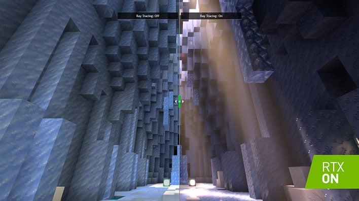 RT Minecraft Compare