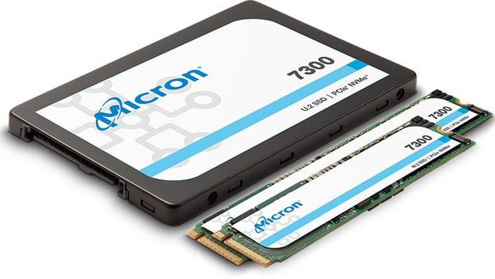Micron 7300 SSD