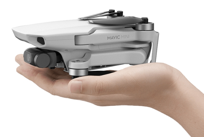 DJI Mavic Mini Gets Official With 30-Minute Flight Time And $399 ...