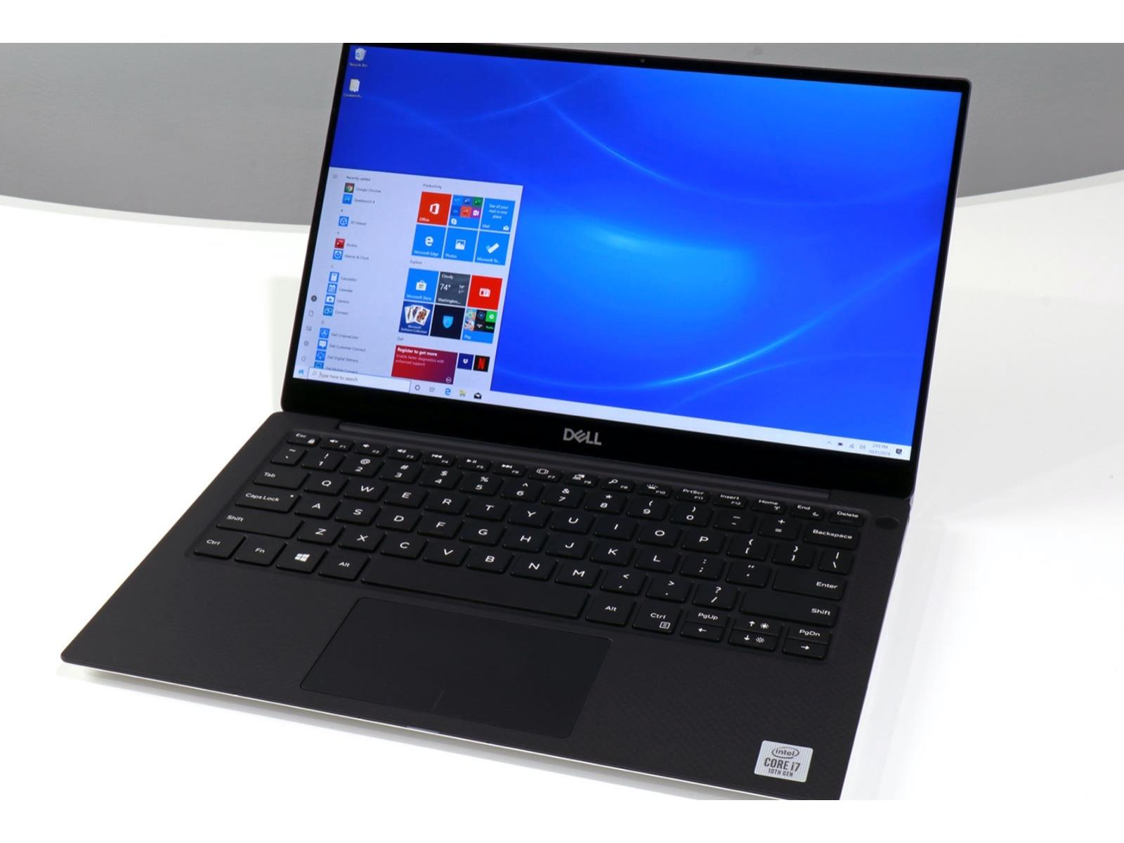Dell Xps 13 2019 Slays Benchmarks With 6 Core 10th Gen
