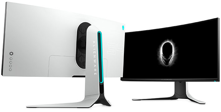 Alienware Curved Monitor