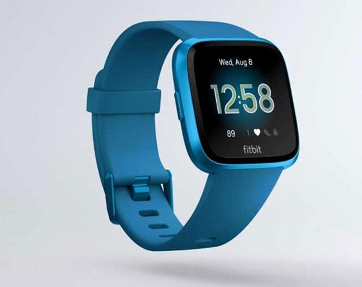fitbit wearable
