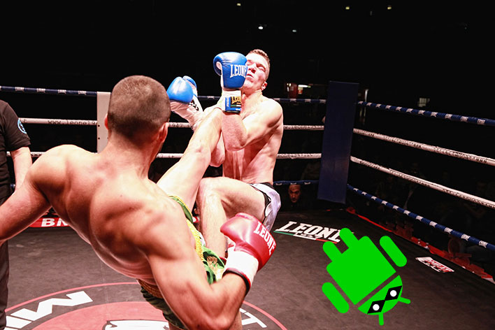 Kickboxing Android