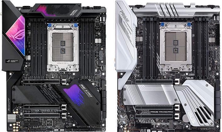 ASUS TRX40 Motherboards