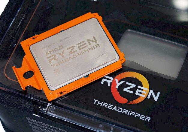 2nd gen threadripper 12