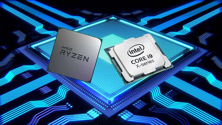 Amd 16 Core Ryzen 9 3950x Battles Core I9 10980xe 18 Core Beast In Leaked Benchmarks Hothardware