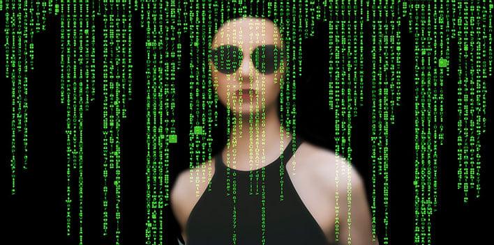 matrix hacker