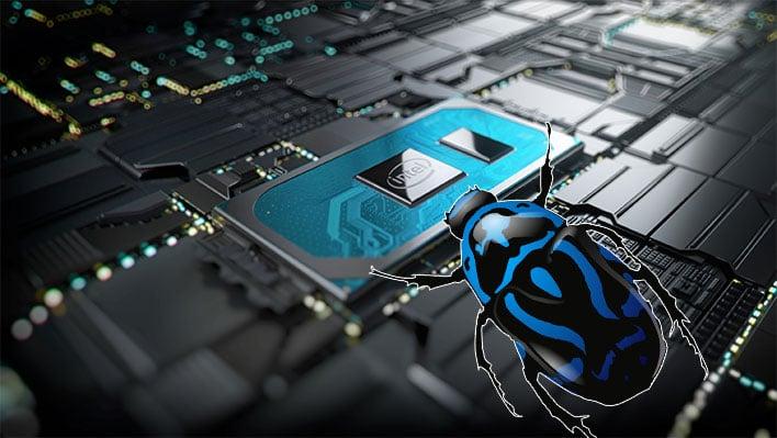 Intel 10th Gen Bug