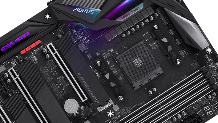 Gigabyte X270 Aorus Master Motherboard