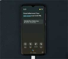 Google Offers Video Overview Of Assistant Ambient Mode For Android