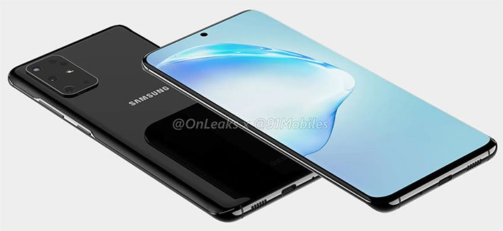 smallgalaxy s11 render