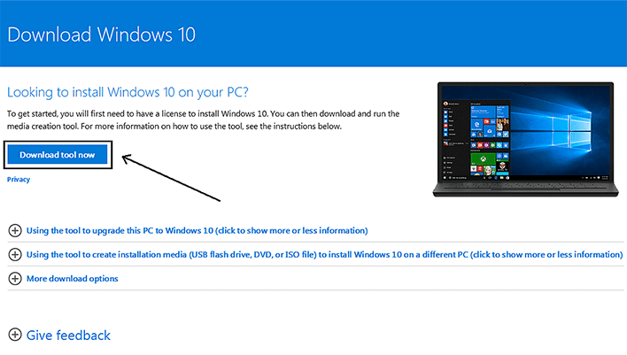 Windows 8 7 to Windows 10 free upgrade