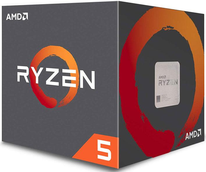 AMD Ryzen 5 Box