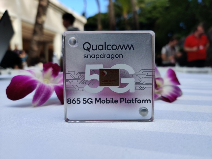 Qualcomm Reveals Next-Gen Snapdragon 765 and 865 Chipsets