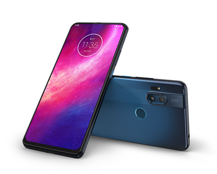 motorola one hyper pair