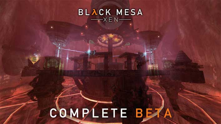 black mesa zen