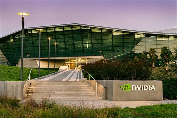NVIDIA Building