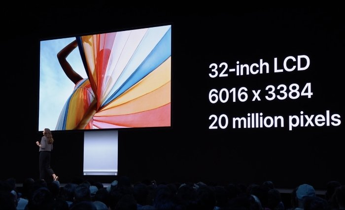 macpro apple xdr pro display