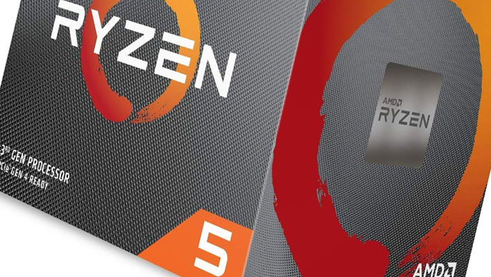 AMD Ryzen 5 Retail Box
