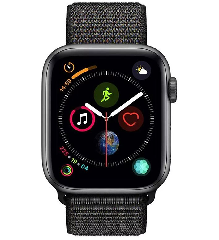 apple watch 4 front