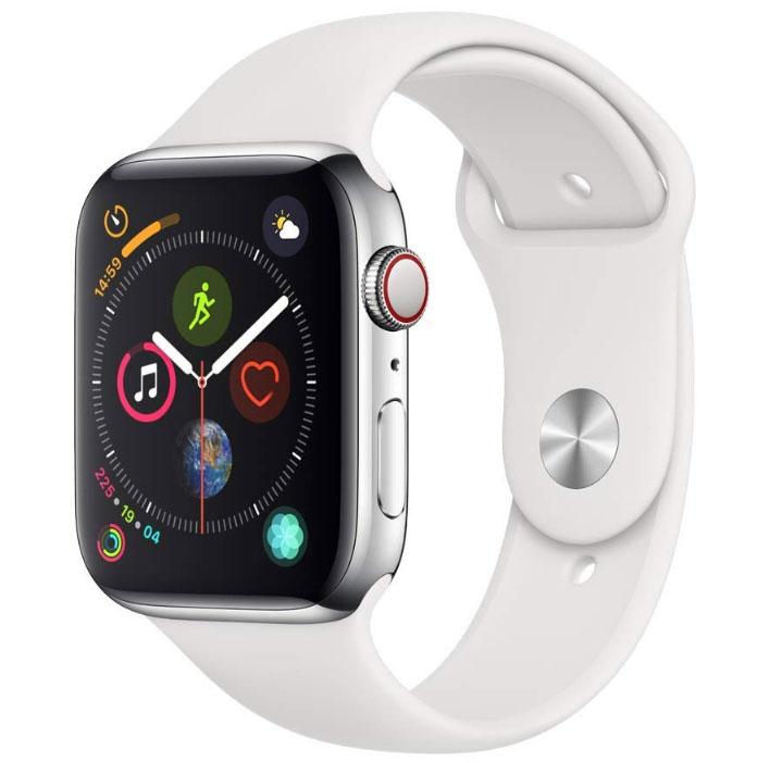 apple watch 4 side