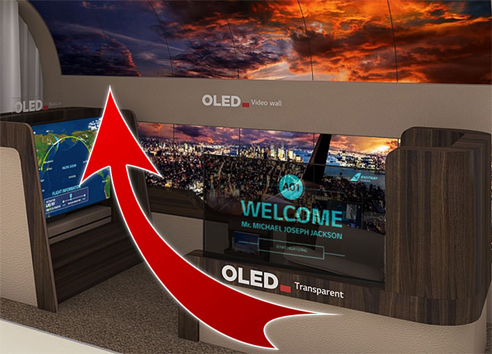 LG Bendable OLED