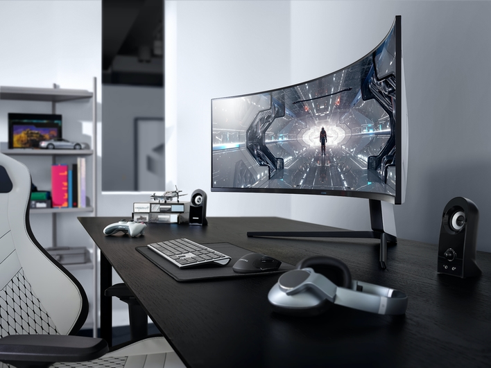 Samsung Odyssey Reveal Lifestyle 1