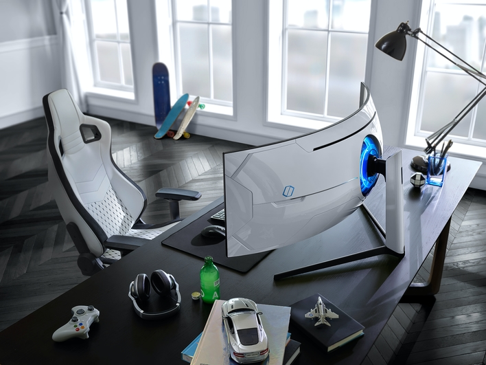 Samsung Odyssey Reveal Lifestyle 3