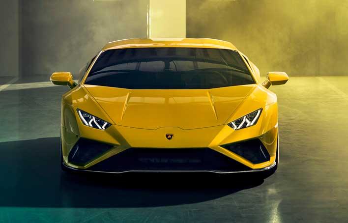 Lamborghini Huracan Evo Rear-Wheel Drive promises lots of oversteer