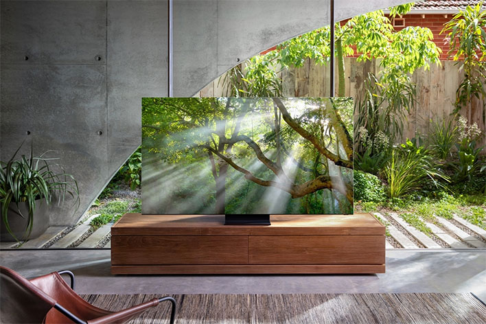 Samsung Q950TS 8K OLED TV