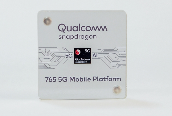 qualcomm snapdragon 765 5g 2