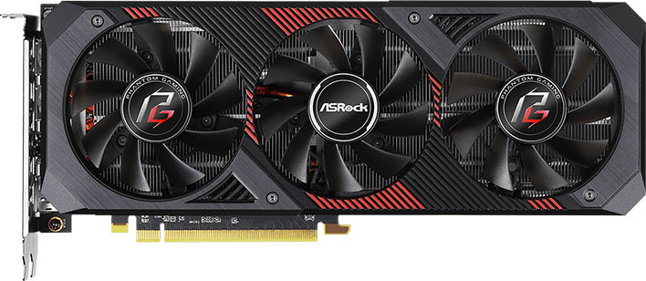ASRock Phantom Gaming Radeon RX 5600 XT OC Edition