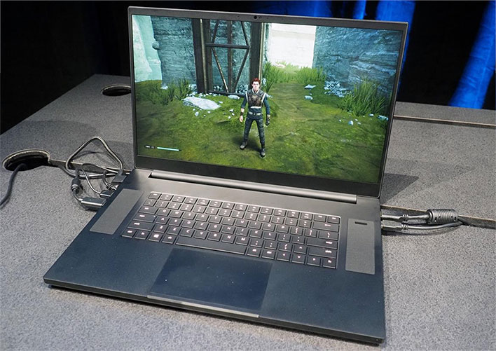 Intel Comet Lake-H Laptop