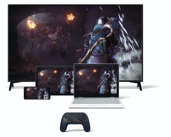 Google Stadia will get 120 new games in 2020