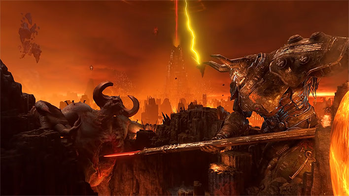 Why Id Says Doom Eternal Is Going To Be The Best Game It S Ever
