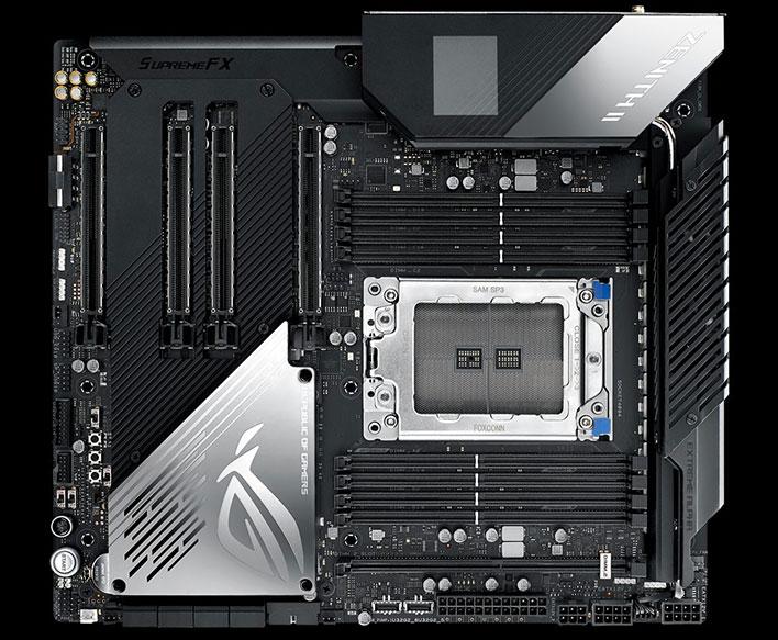 ASUS ROG Zenith II Extreme Alpha Motherboard