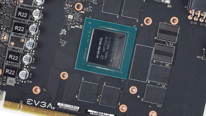 EVGA GeForce RTX 2060 KO TU104-150 GPU