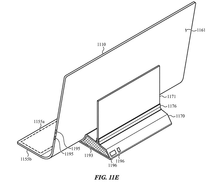 Apple iMac Patent