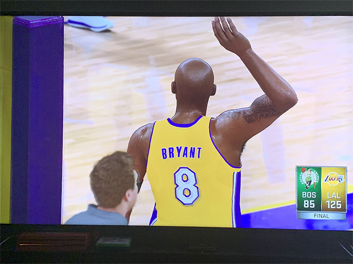 Kobe Bryant in NBA 2K