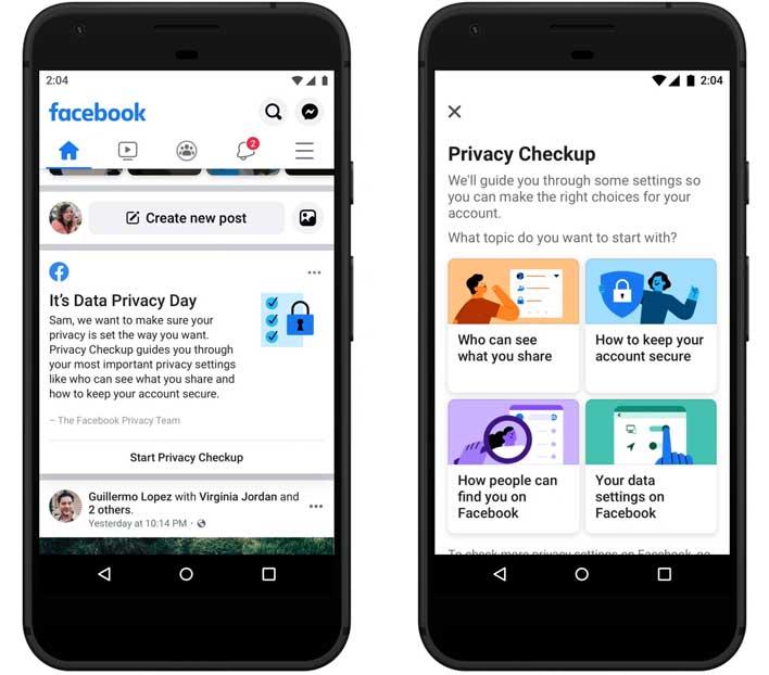 facebook privacy cu