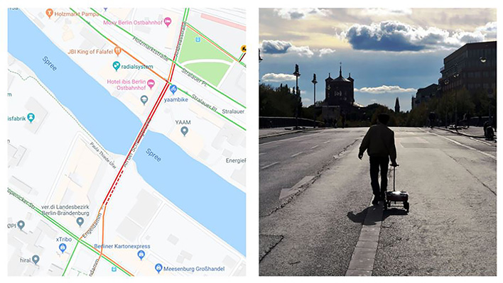 simon weckert google maps