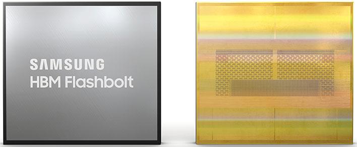 Samsung HBM2E Flashbolt