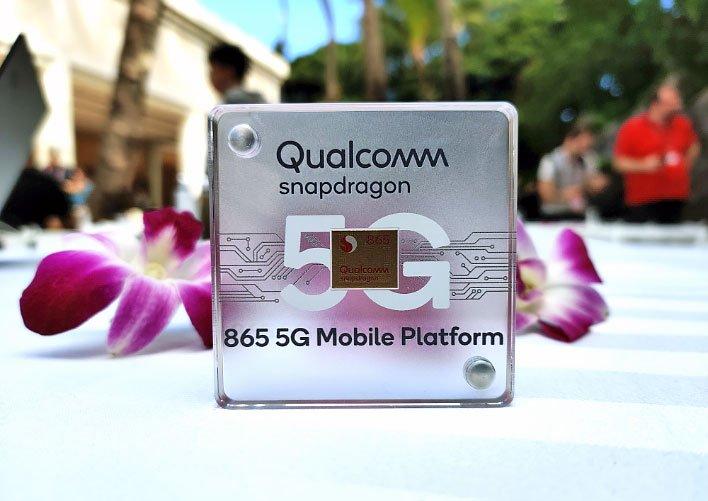 qualcomm snapdragon 865 5g mobile platform