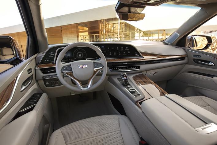 2021 Cadillac Escalade 069