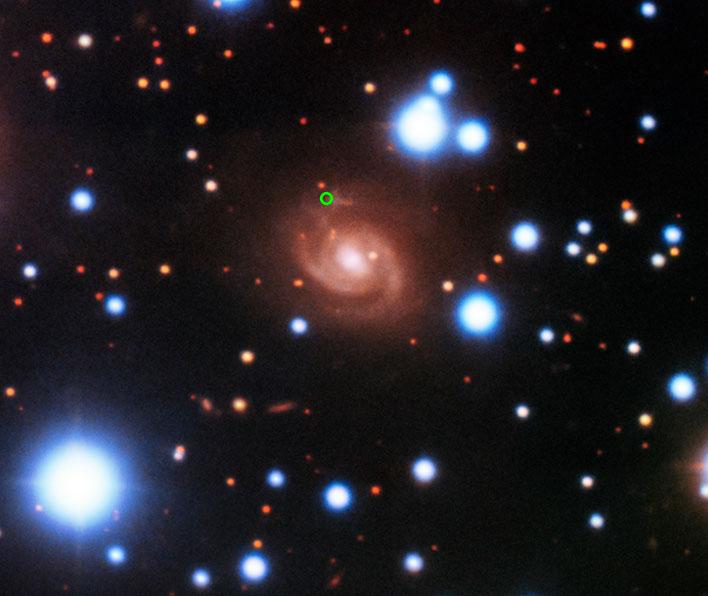 frb galaxy