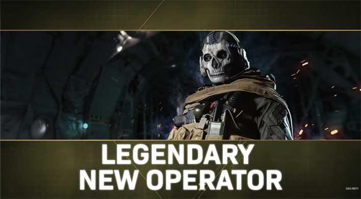 ghost operator