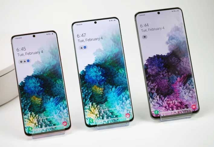 Samsung S Galaxy S20 8k Video Recording Storage Requirements Might Actually Surprise You Hothardware