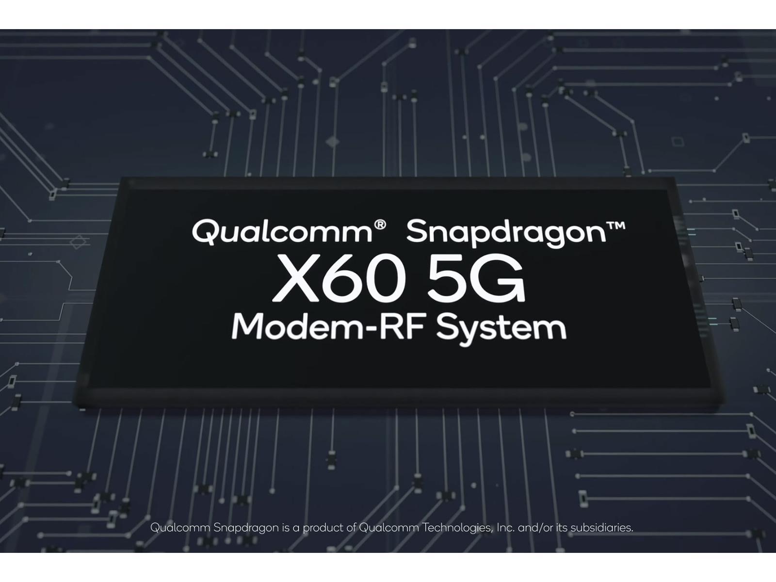 Image result for pic of Snapdragon X60 5G Modem-RF System