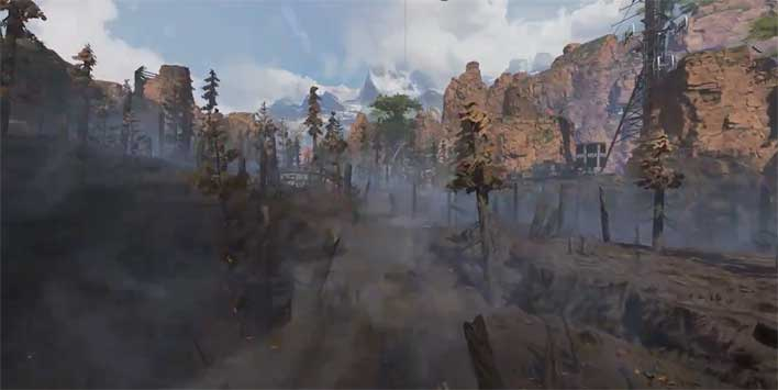Apex Legends' original Kings Canyon map is back