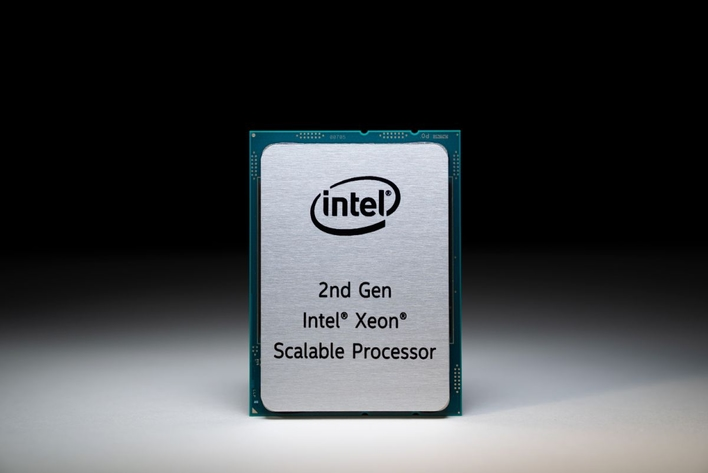 Intel Launches Cascade Lake Refresh Xeon CPUs With Better Performance-Per-Dollar